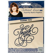 Tattered Lace Metal Die-Ornate Thank You
