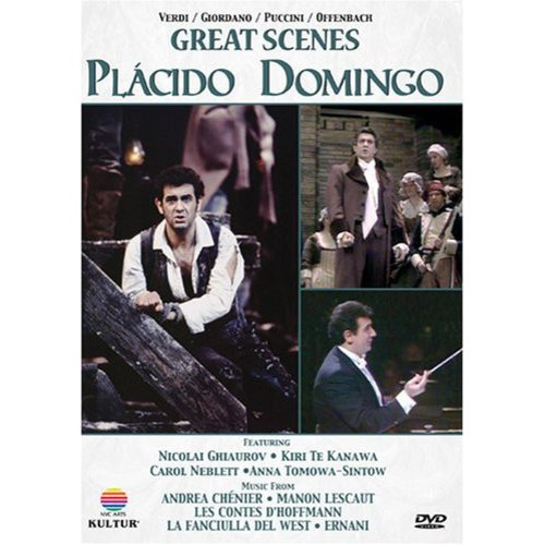 Placido Domingo: Great Scenes (Full Frame)