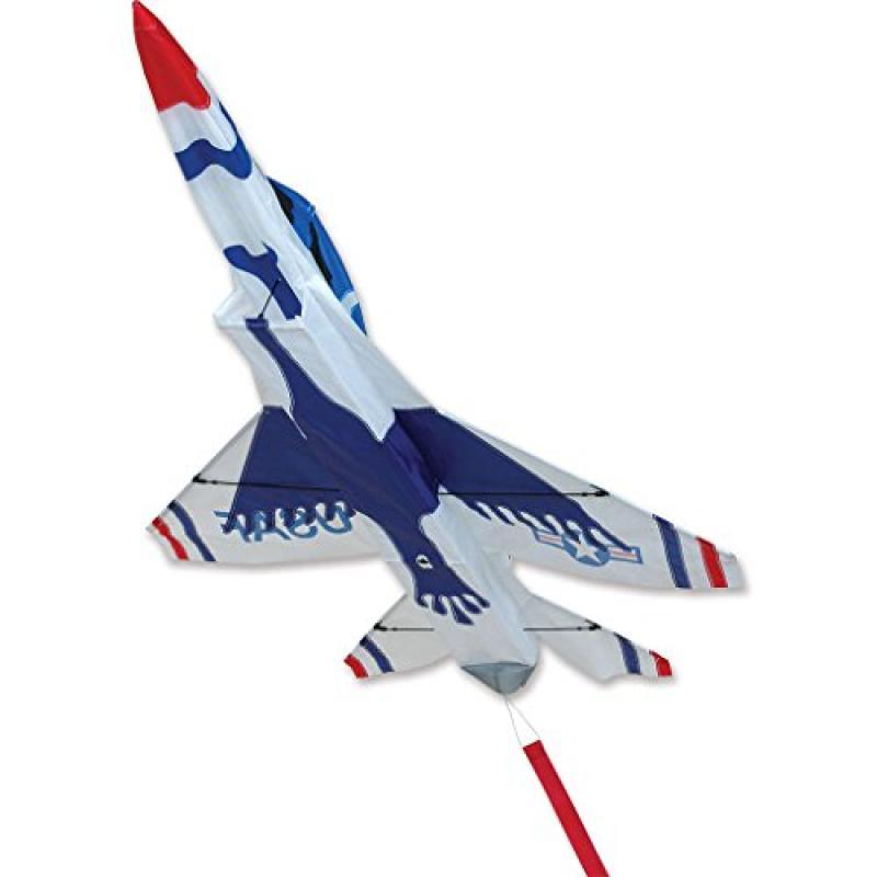 3D Jet Kite F16 Thunderbird by
