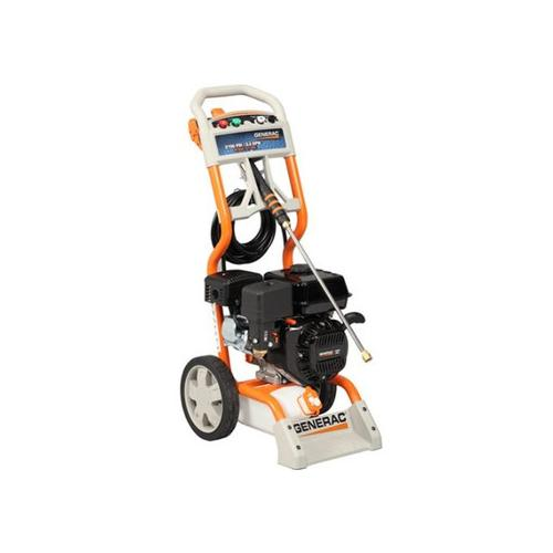 Generac 5989/6022, 2,700 PSI Gas Powered Consumer Pressure Washer (Non-CARB Compliant)
