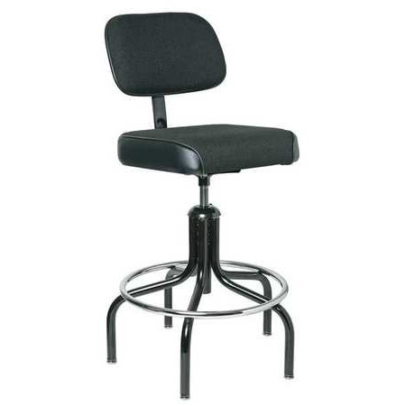 Bevco Task Chair 24   To 29  H  Black  2600 5  Black