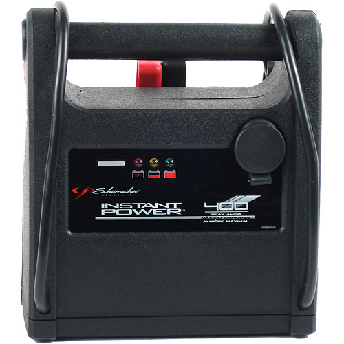 Schumacher Instant Power Jump Starter