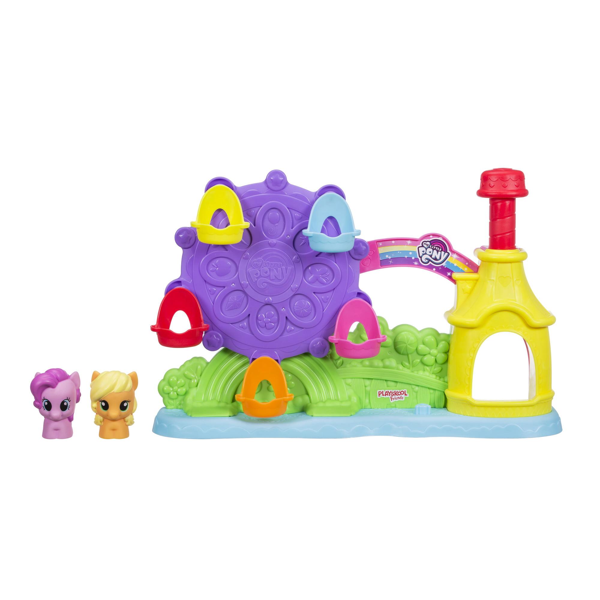 Playskool Friends My Little Pony Press 'n Whirl Ferris Wheel by Hasbro