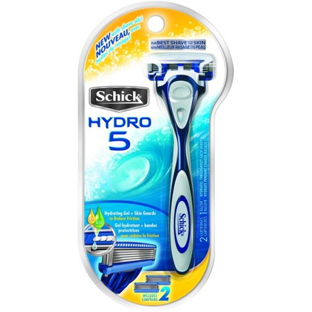 Schick Hydro 5 Razor 1 Each  Pack Of 6