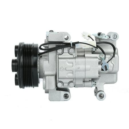 - AC A/C Compressor For Mazda 3 04-09 Mazda 3 Sport 09 Mazda 5 06-10 2.0L 2.3L CC4361450E, 2011266, 2021946, 2022254, 6511699 2403-423262, 639409, TEM254577, H12A1AH4FX