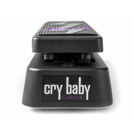 Dunlop GZR95 Geezer Butler Cry Baby Wah Bass Effects Pedal Bass Wah Effects Pedal