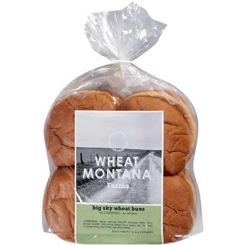 Wheat Montana: Big Sky Wheat Rolls, 20 Oz