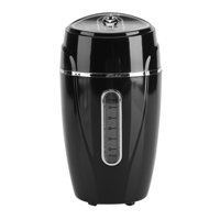 LAFGUR USB Car Office Ultrasonic Adjustable Humidifier Air Purifier Aroma Diffuser Mist Maker Black, Air Humidifier, Ultrasonic Humidifier