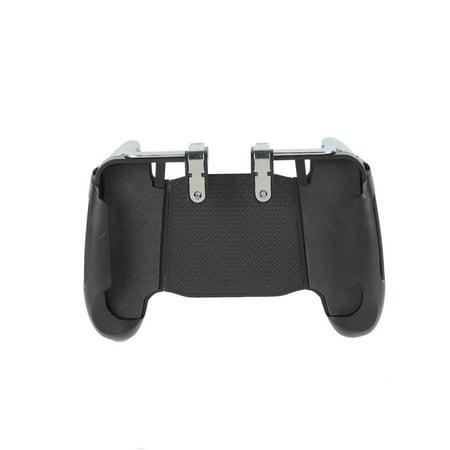 HC-TOP Mobile Game Fire Button Aim Key Smartphone Gaming Trigger Shooter Controller - image 1 de 9