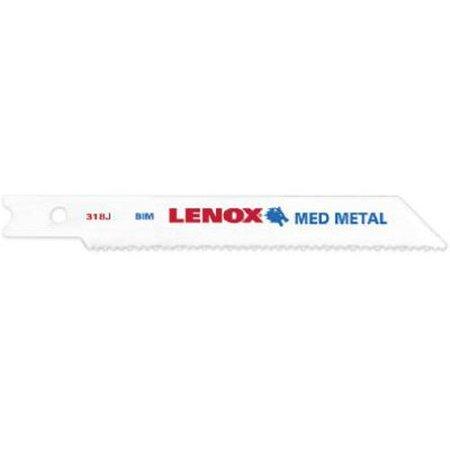 "Lenox 3"" 18t Jigsaw Blade BT318J"