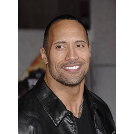 Dwayne Johnson At Arrivals For Race To Witch Mountain Premiere Canvas Art     16 X 20