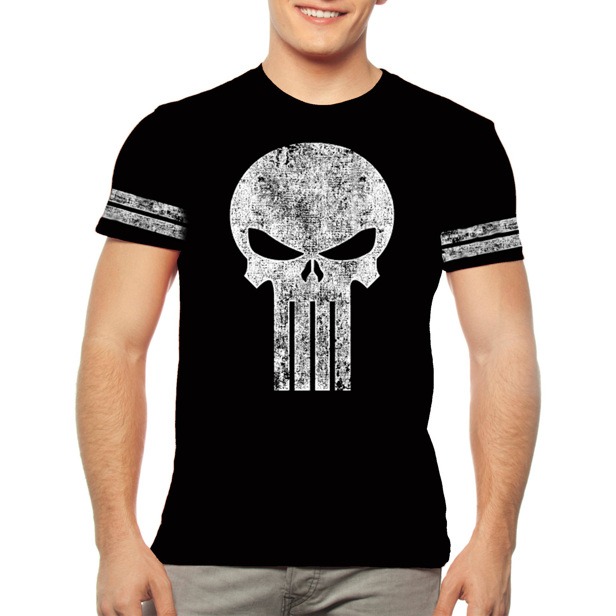 Punisher Men's Graphic Tee