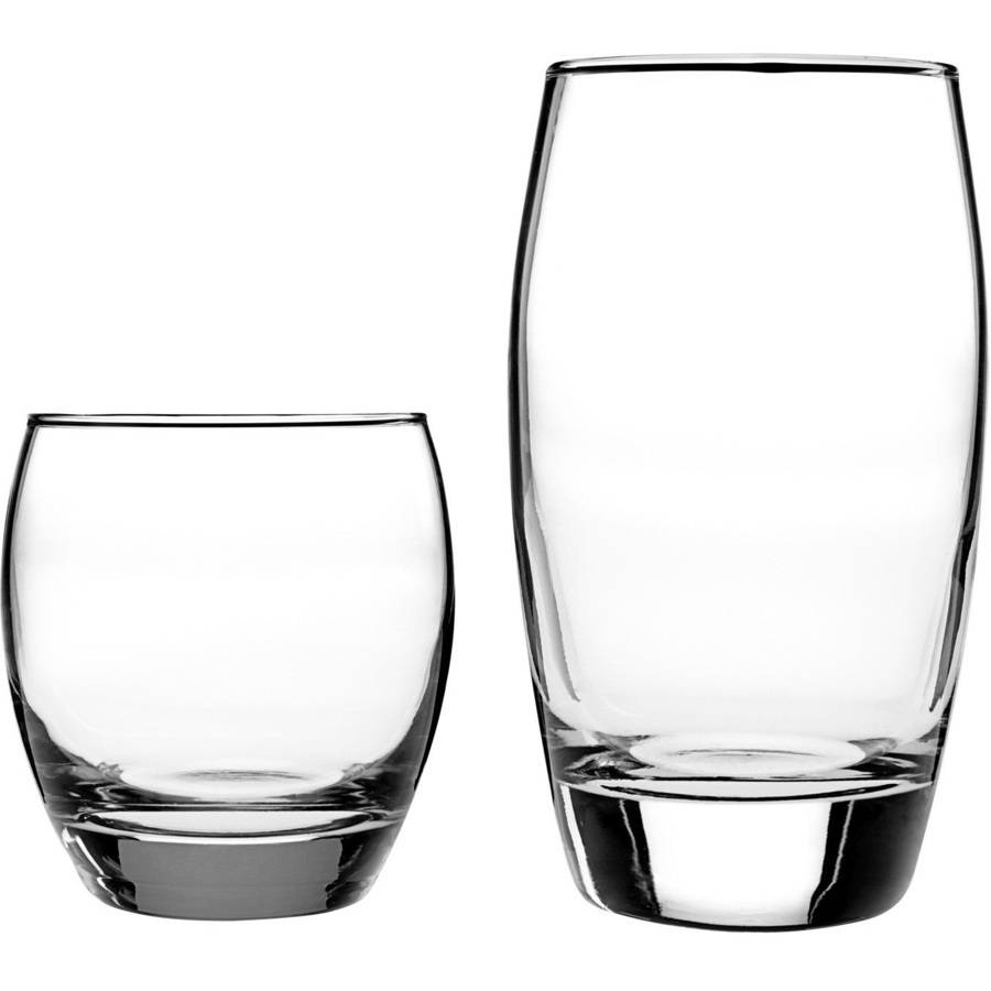 Anchor Hocking 16-Piece Reality Tumbler Set by Anchor Hocking
