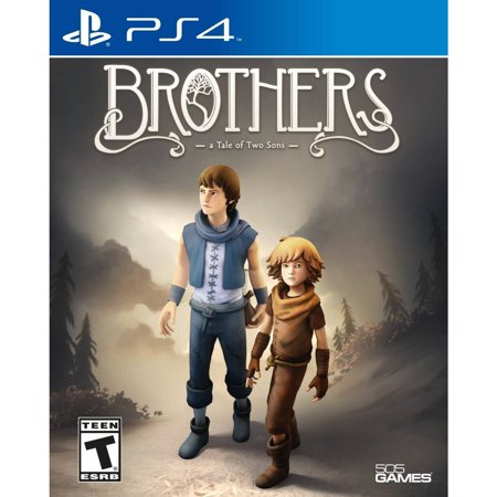 Image of Brothers (PS4)