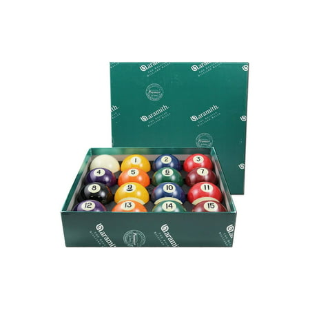 Aramith Premier Belgian Pool and Billiard Ball 2 1/4
