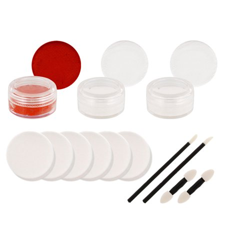 TERPS Football Basketball FACE PAINTING SET Paint Kit