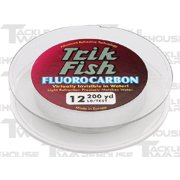 Fluorocarbon 12lb 200yds Multi-Colored