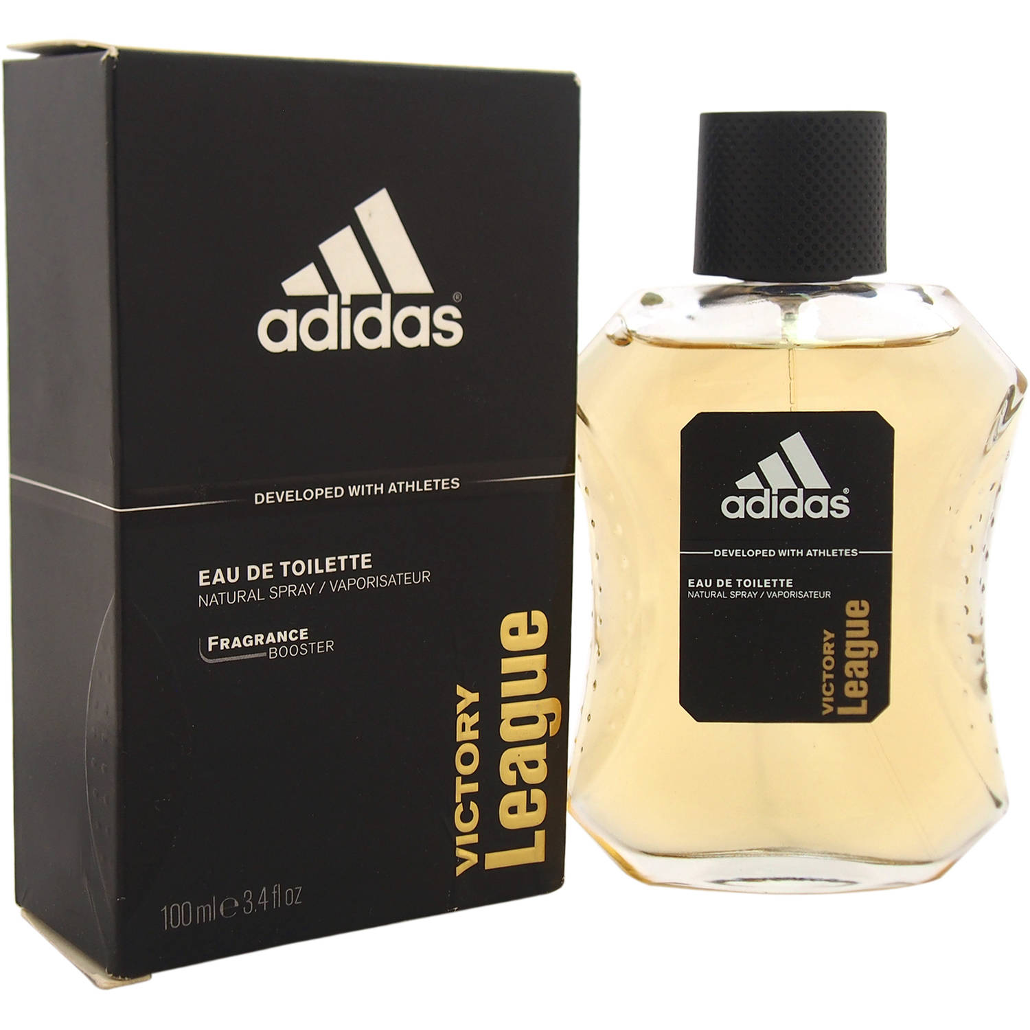 Adidas Victory League for Men Eau de Toilette Spray, 3.4 oz