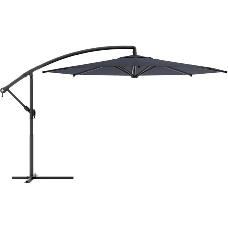 CorLiving Offset Patio Umbrella - CorLiving Offset Patio Umbrella - Walmart.com