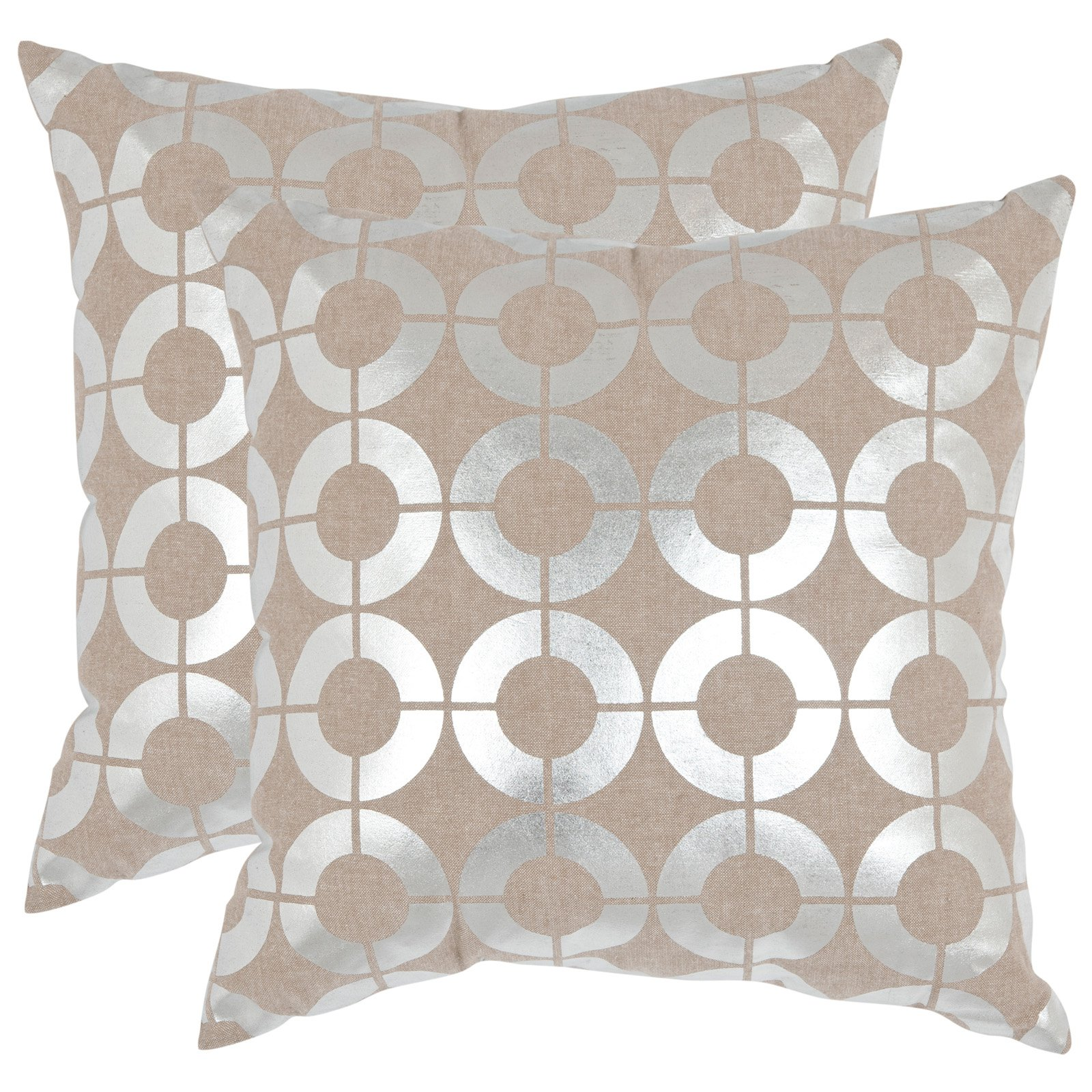 Safavieh Bailey Decorative Pillow - Set of 2