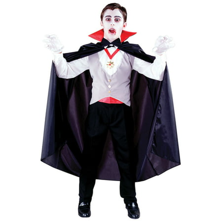 Boys Classic Vampire Costume - Halloween Costume Vampire Slayer