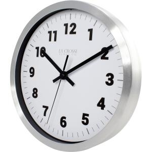 10 METAL WALL CLOCK