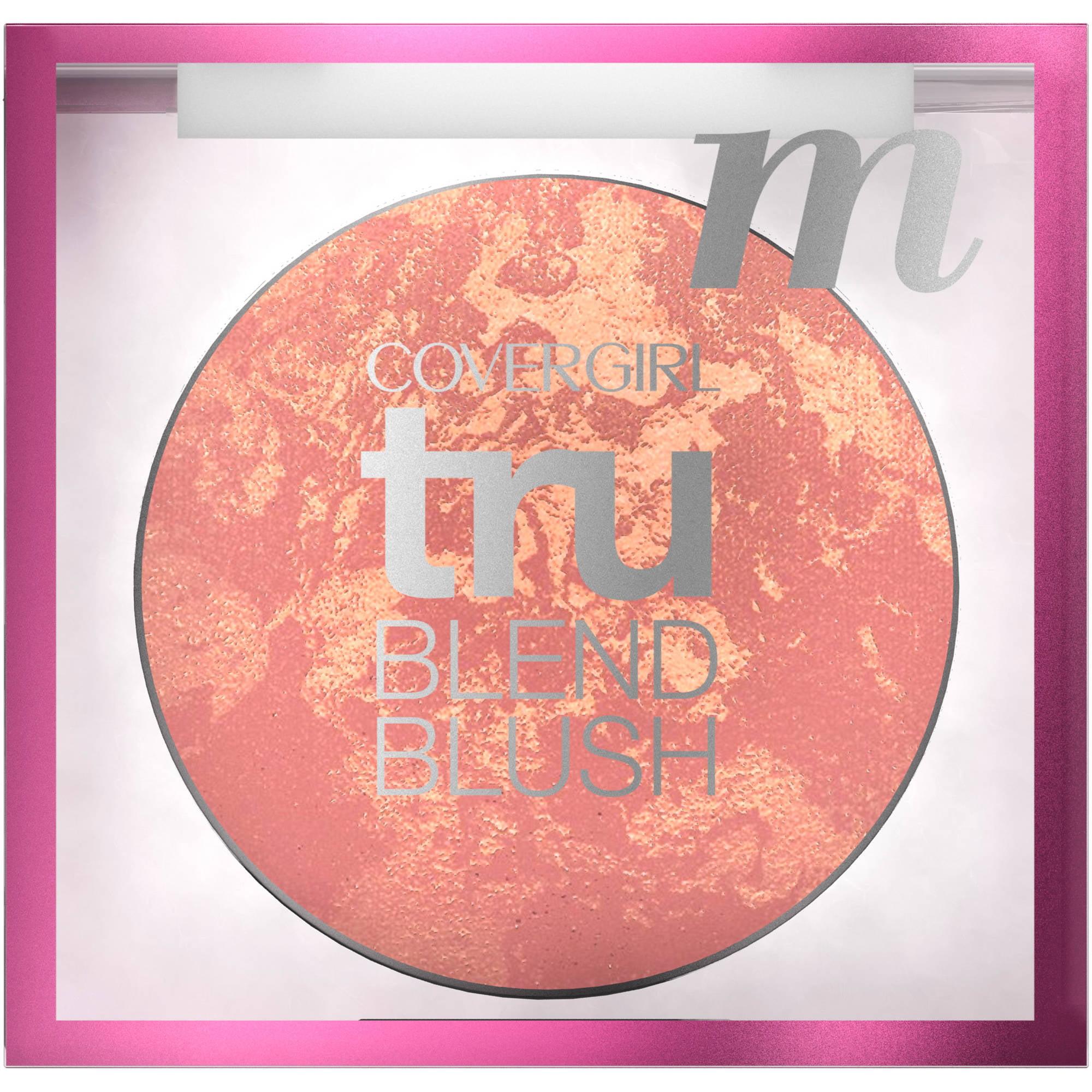COVERGIRL truBlend Blush, Medium Rose, .1 oz