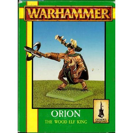 Orion   The Wood Elf King  1 Great Condition