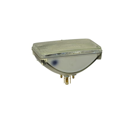 Replacement for MERCURY BOBCAT YEAR 1994 HEADLIGHTS LOW/DUAL replacement light bulb lamp