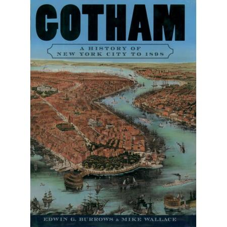 Gotham - eBook](Gotham Nyc Halloween)