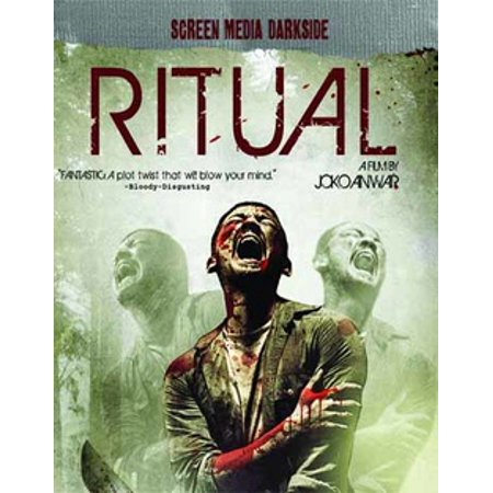 Ritual (Blu-ray) (Tales From The Crypt Series Blu Ray)