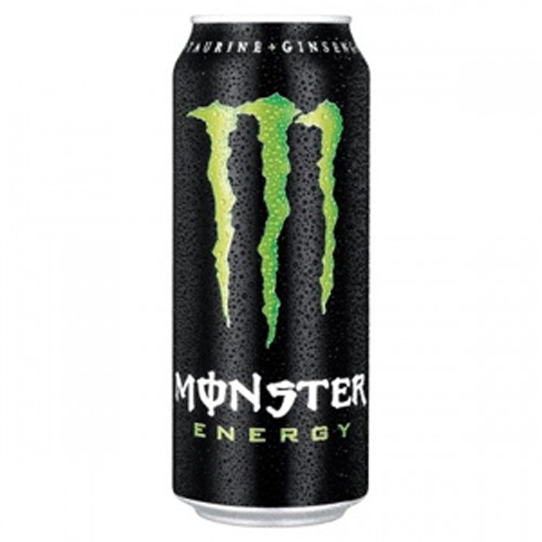 Monster Original Energy Drink 16 oz Cans - Pack of 24