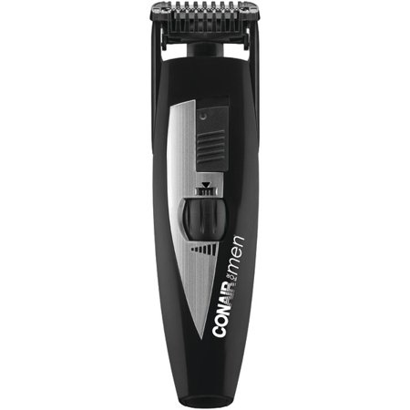 conair flex trim beard mustache trimmer model gmt96. Black Bedroom Furniture Sets. Home Design Ideas