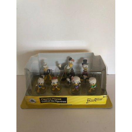 Disney Duck Tales DuckTales 7 Piece PVC Figure Set