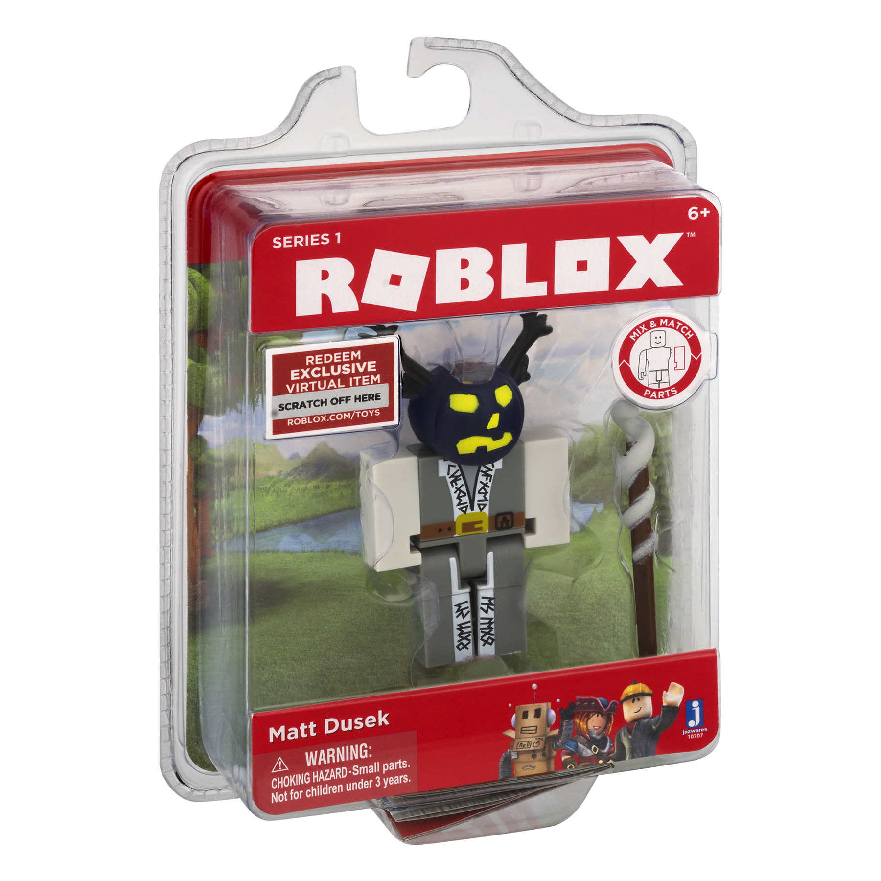 Roblox Matt Dusek Figure Pack