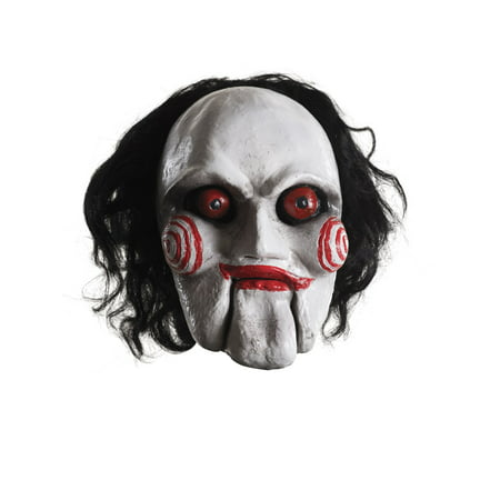 Saw Halloween Costume (Saw Adult Billy Mask)