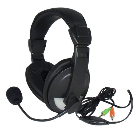 ihip dj gaming headphones w built in microphone. Black Bedroom Furniture Sets. Home Design Ideas