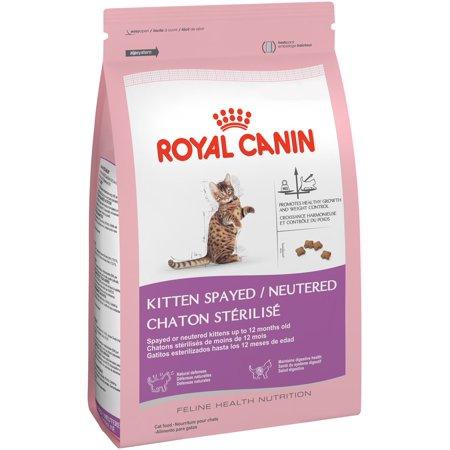 Upc 030111541420 Royal Canin Kitten Spayed Neutered Dry