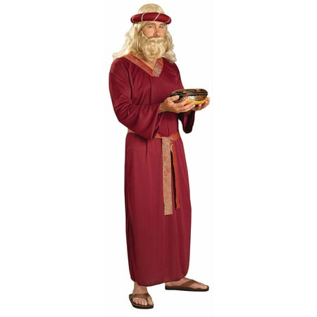 Burgundy Wiseman Costume for - Wisemans Dance Costumes