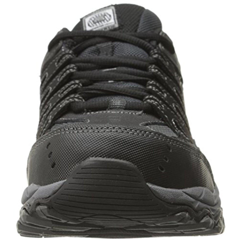 Skechers for Work Men's Cankton-U Industrial Shoe, Black, 9.5 2E US