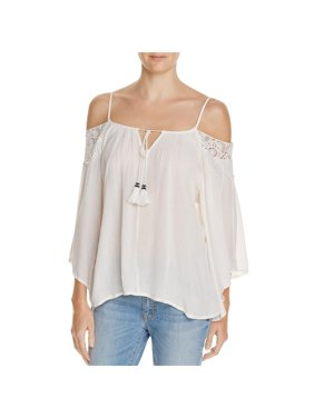 6875792d262c7 Off-White Womens Tops   T-Shirts - Walmart.com