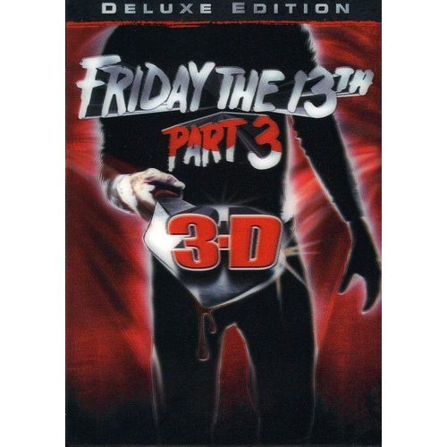 Friday The 13th, Part 3 - 3D (Deluxe Edition)