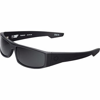 Spy Miller Matte Black Polarized Sunglasses