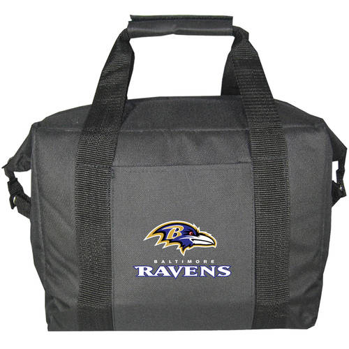 NFL Baltimore Ravens 12-Pack Kooler Bag