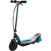 """Razor Power Core E100 Electric Scooter w/Aluminum Deck - 100w Hub Motor, 8"""" Air-filled Tire, Up to 11 mph and 60 min Ride Time, for Kids Ages 8+"""