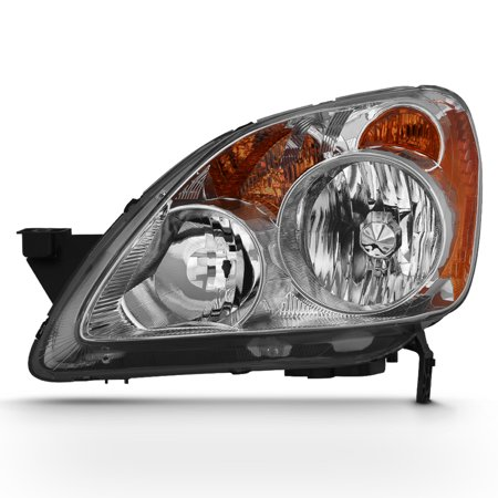 For 2005 2006 Honda CRV CR-V Headlight 05 06 Driver Left Side 05 06 Replacement