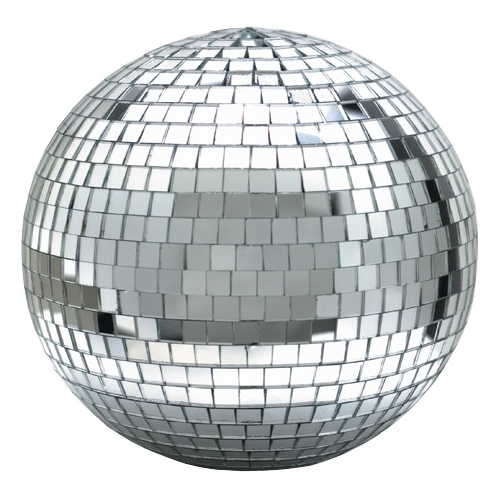 Eliminator Lighting Em8 Mirror Ball 8 Quot Walmart Com