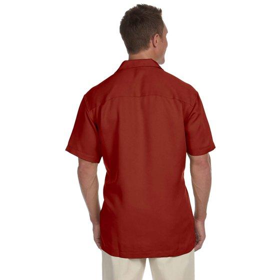 092b111cb30 Harriton - Harriton Men s Bahama Cord Camp Shirt - Walmart.com