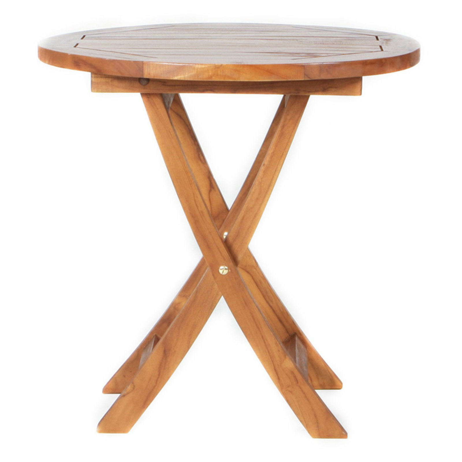All Things Cedar Java Teak Bistro Table by All Things Cedar