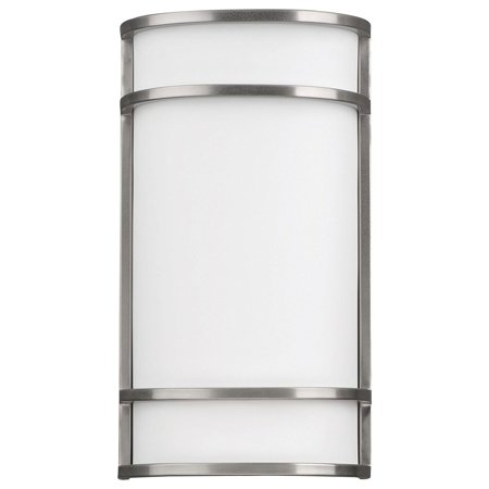 Forecast Bathroom Bath Light - Philips Forecast Lighting F543136U Palette Bathroom Sconce Light, Satin Nickel